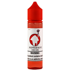 vapor hut peppermint