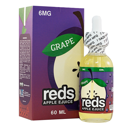Reds Grape Apple