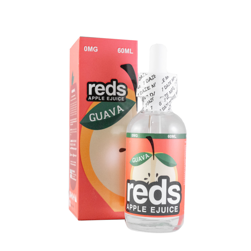7 Daze Red's Guava
