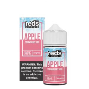 Reds Iced Strawberry Apple Juice