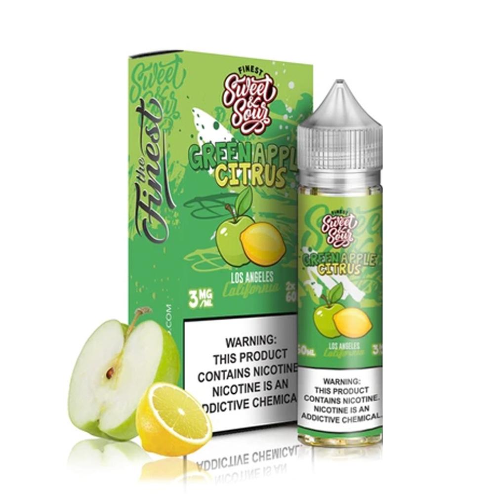 The Finest Green Apple Citrus